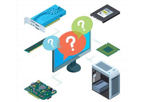 مشخصات سیستم کامپیوتر